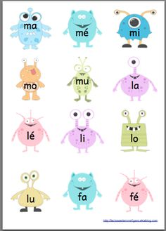 Mission ratatiner des monstres French Teaching Resources, Teaching French, School Resources, Teaching Tools, Teaching Ideas, Grade 1 Reading, Languages Online, Foreign Languages, French Classroom