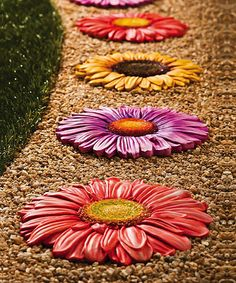 Loving this Floral Garden Stone Set on #zulily, $100 !!   #zulilyfinds