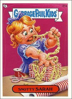 garbage pail kids | Garbage Pail Kids All-New Series 4 31a A, Jan 2005 Trading Card by ...