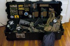 Gear chest