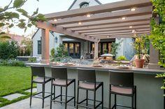 Kalamazoo Outdoor Gourmet kitchen in Palo Alto, CA