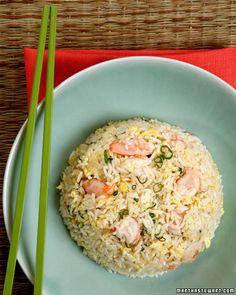 Egg Foo Young Fried Rice - Martha Stewart Recipes