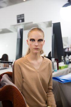 Le look beauté du défilé Dior croisière 2017