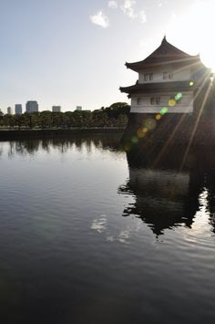 Imperial Palace, Tokyo Copyright: Corine Brunn