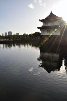 Imperial Palace, Tokyo Copyright: Corine Brunn