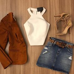 Casual Fall Outfits, Simple Outfits, Short Outfits, Cool Outfits, Summer Outfits, Teen Fashion, Fashion Outfits, Womens Fashion, Travel Dress