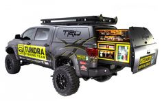 The Pro Bass Anglers Ultimate Fishing Toyota Tundra