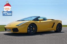 3, 6 or 9-Lap Supercar Experience