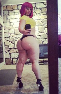 Pinkys big ass and hips pics will