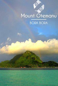 Un super arc-en-ciel au dessus du mont #otemanu à #borabora ;-) #rainbow #mountain #island #ocean #natureisawesome #colorful #traveling #travel #picoftheday #photooftheday #voyage #tripconnexion #followme
