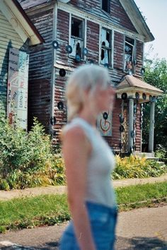 Street of Dreams | A visit to Detroit's Heidelberg Project.