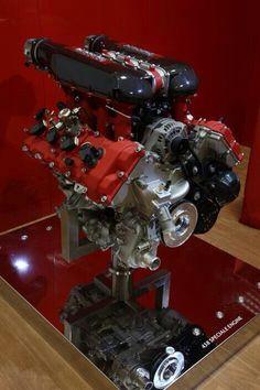 Ferrari 458 Speciale engine #Ferrari #Engine