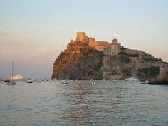 Castello Aragonese, Ischia-Naples