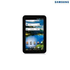 "Samsung Galaxy Tab Google Android 2.2 1GHZ 2GB 7"" Dual-Camera Verizon Tablet PC"