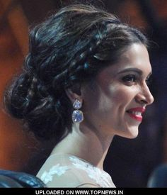 Deepika Padukone Hair #deepikapadukone #hairtrends