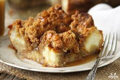 Have You Tried the Best Bread Pudding Around?