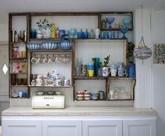 Estanterías prácticas y económicas | Decorar tu casa es facilisimo.com