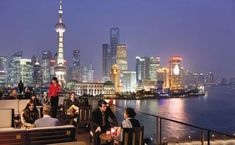 Shanghai is one of the best places in Asia for 2014 New Year celebration