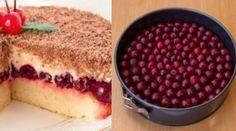 Вишневый пирог «Наслаждение». Безумно вкусный и нежный!