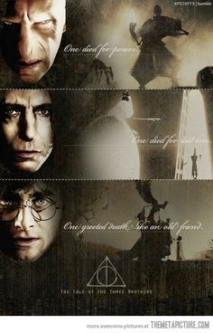 Love this.. Harry Potter