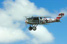 Pflaz D.III #flickr #plane #WW1 #replica