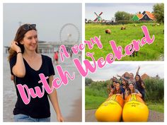 A Very Dutch Weekend // Week 3 // CC Overseas Travel Vlog