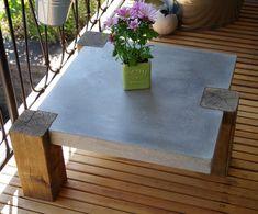 I built this coffee-table because I like the combination of old wood and concrete. . . Diesen Couchtisch habe ich gebaut weil mir die kombination aus altem Holz und Beton sehr gut gefällt. . . . #coffeetable #concrete #building #wood #oldwood #art #designer #room #livingroom #concretedesign #life #instagood #instagram #instadesign #selfmade