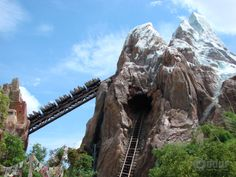 Expedition Everest -- of course!  It's pone of the few things DH totally wants to do.