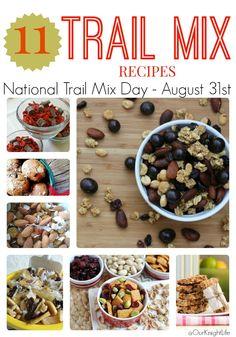 """national trail mix day"" ""trail mix recipes"" ""kids trail mix"" ""chocolate trail mix"" ""trail mix bars"" ""trail mix ideas"" ""trail mix"" ""Homemade..."