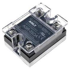 Releu Static Monofazat 25A / 24-280 VAC ASR-25DA Anly