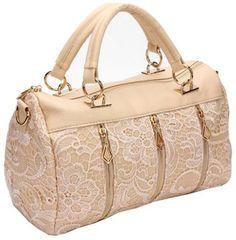 ANDI ROSE Women Designer PU Leather Tote Handbags Purses Shoulder Clutch Hobo Bag (ANDI ROSE Beige)