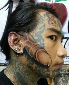 24 tatouages déjantés que ces personnes ont dû regretter immédiatement