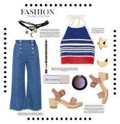 Late Summer Nights by bellaeve on Polyvore featuring polyvore fashion style Vika Gazinskaya Steve J & Yoni P Wet Seal No.6 Erica Weiner Topshop Urban Decay clothing Summer 4thofjuly polyvoreeditorial nights