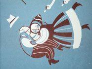 Polish Folk Book: Grandma and Grandpa by ?