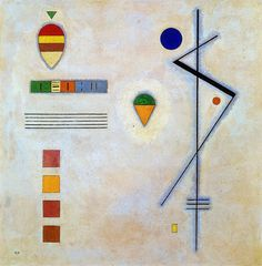 Wassily Kandinsky - Von-Zu, 1930