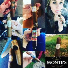 The fun continues today at Montes in New Mexico with @ftb_anthony from 11-5pm! Awesome deals on @1502cigars @ezrazioncigars @cruxcigars @mayaselvacigars @epcarrillo_cigars @thecrownedheads and @emiliocigar! Stop by hang out with my hubby smoke some cigars get some swag have fun and enjoy great company! #cigars #montescigarshop #cigarlovers #botlnmchapter #cigarlover #loversoftheleaf #cigaraficionado #NowSmoking #cigaraficionado #cigarporn #cigarsnob #cigarfamily #cigartime #cigarsociety…
