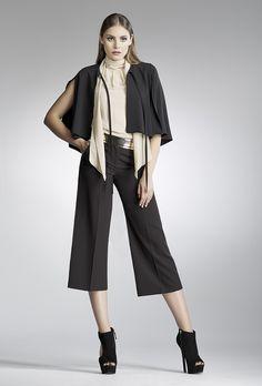 black elegant jupes cullotes outfit www.chrisper.gr find them online