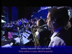 Shirat Malachim/Poema(canto) a los Angeles/Chaim Yisrael&Yaakov Shwekey/...