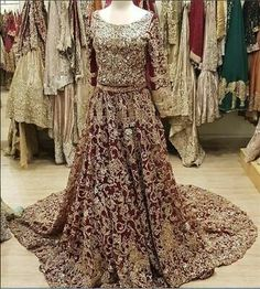 How stunning is this truly bridal for a very special client 😍😍😍 its safe to say out to our… Bridal Mehndi Dresses, Asian Bridal Dresses, Simple Pakistani Dresses, Pakistani Wedding Outfits, Indian Bridal Outfits, Bridal Lehenga Choli, Indian Dresses, Indian Clothes, Stylish Dresses For Girls