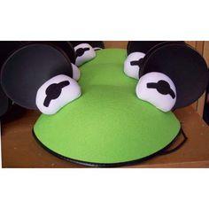 8cddaa28070a3d Disney Hat - Ears Hat - The Muppets Kermit the Frog