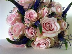 Vintage pink bouquet again like the veronica