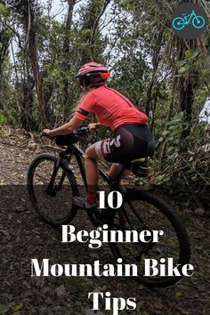 10 Beginner Mountain Bike Tips Read the top 10 Beginner Mountain Bike tips and learn what skills you can learn to get started with MTB. Read tips for your MTB training. Mtb Enduro, E Mtb, Mtb Bike, Bmx, Mountain Biking Quotes, Mountain Biking Women, Road Bike Women, Mountain Bike Trails, Scott Mtb
