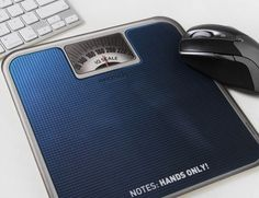OurSanli:: Scales Style Mouse Pad - Mosue Pad