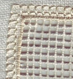 in two languages very informative Well worth reading Hardanger Embroidery, Embroidery Stitches, Embroidery Patterns, Hand Embroidery, Types Of Embroidery, Learn Embroidery, Bookmark Craft, Swedish Weaving, Drawn Thread