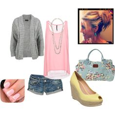 """""""shopping day"""" by canadianwahine on Polyvore"""