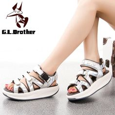 Find More Women's Sandals Information about Size(35~39)Glossy Platform Sandals Sandalias Mujer Plataforma Gladiator Sandals Women Sandale Femme Flat Shoes Woman G.L.BROTHER,High Quality shoes nubuck,China shoe size c d Suppliers, Cheap sandals beige from BRAND BAGS & SHOES on Aliexpress.com