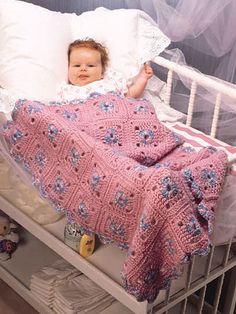 Baby Granny Afghan