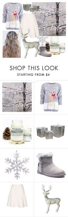"""""""Untitled #21"""" by sziszisch ❤ liked on Polyvore featuring Boohoo, Northlight Homestore, SO and Parlane"""
