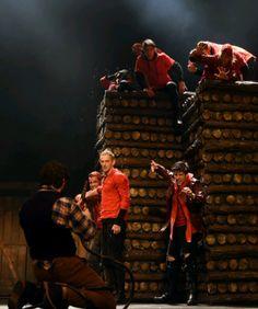 Samurai, Theatre, Acting, Street, Concert, Boys, People, Baby Boys, Theatres