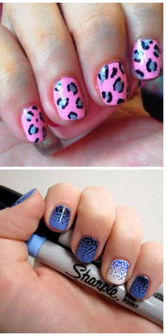 33 Easy Nail Hacks For A Flawless DIY Manicure